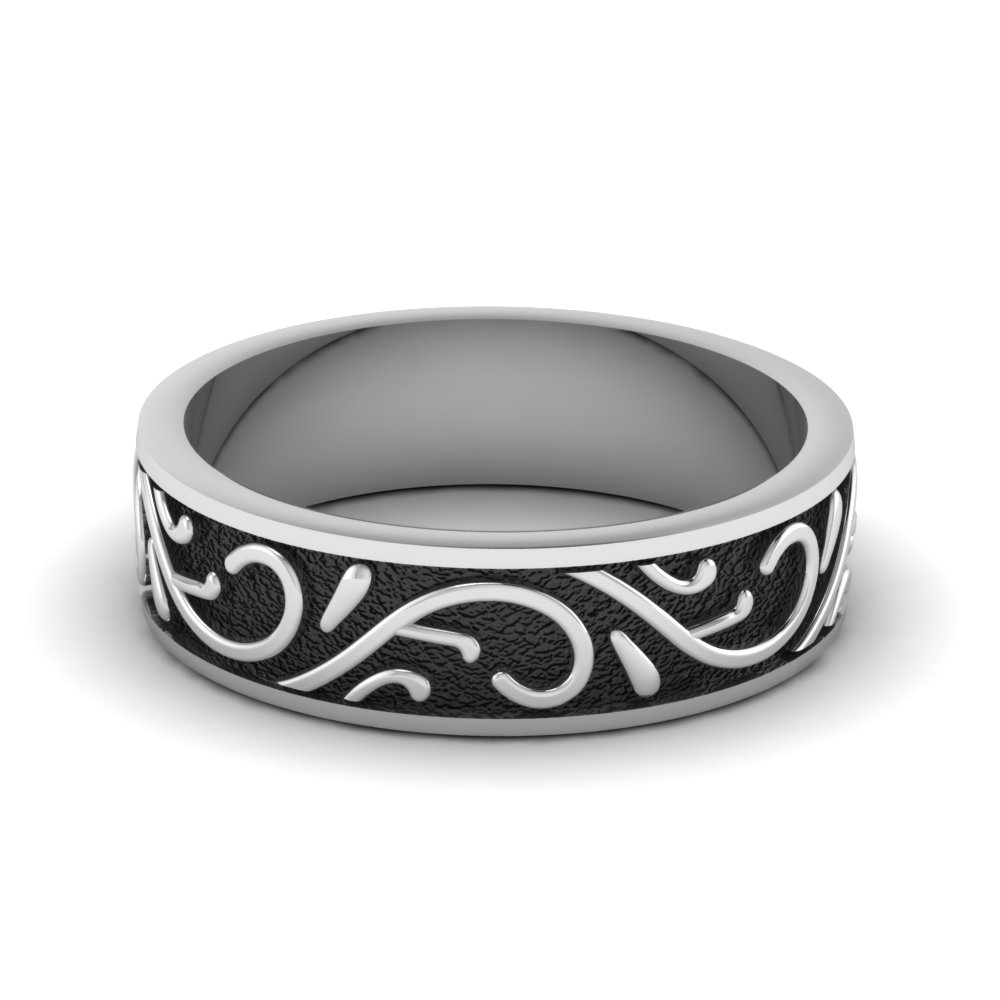 Glossy Wedding Band
