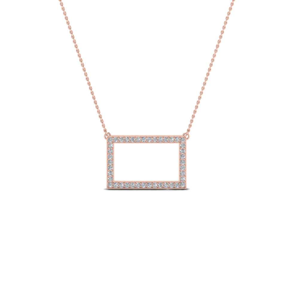 Pave Diamond Fancy Pendant