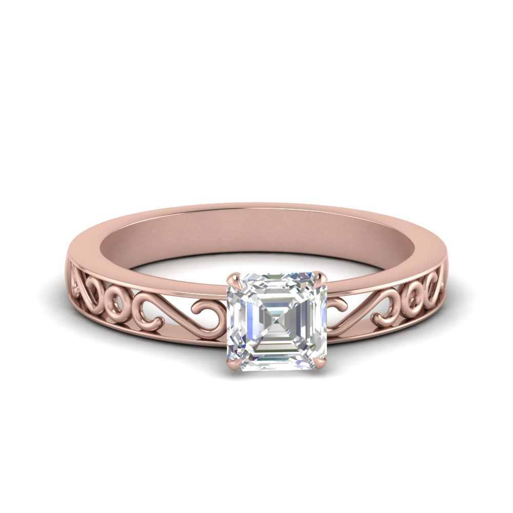 filigree-asscher-cut-single-stone-engagement-ring-in-FDENS3289ASR-NL-RG
