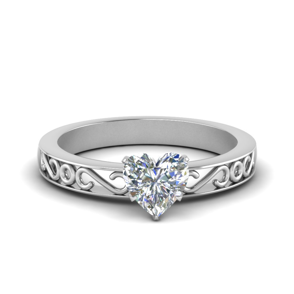 filigree-heart-shaped-single-stone-engagement-ring-in-FDENS3289HTR-NL-WG