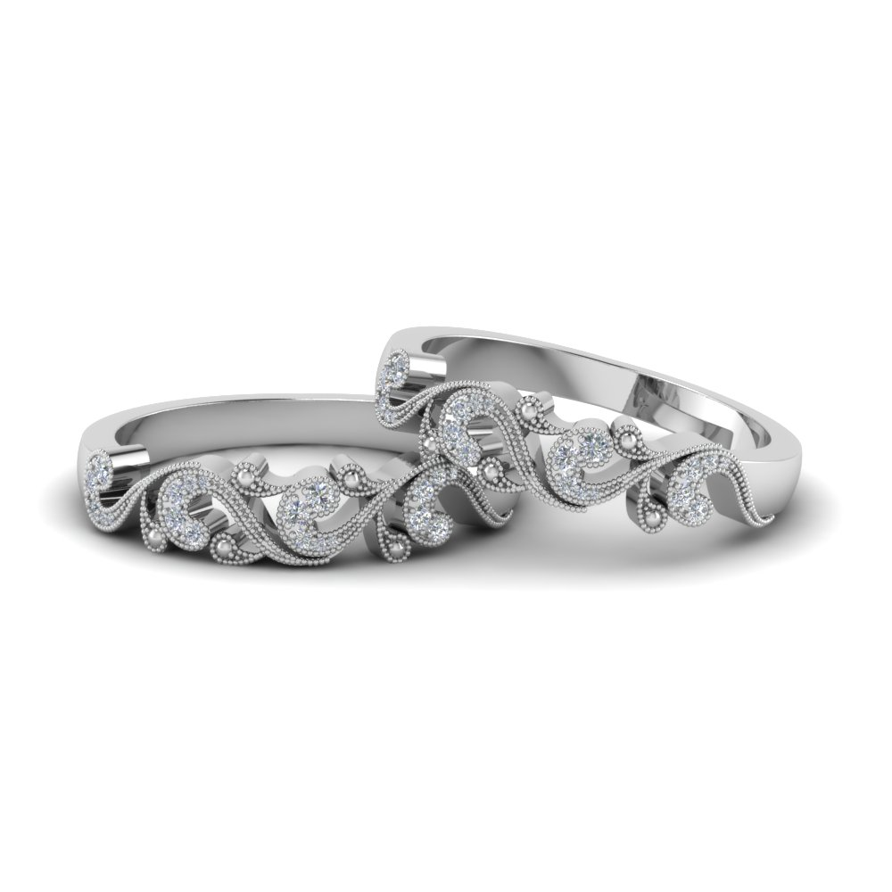 filigree lesbians pride diamond wedding band in FDLG652293B NL WG.jpg