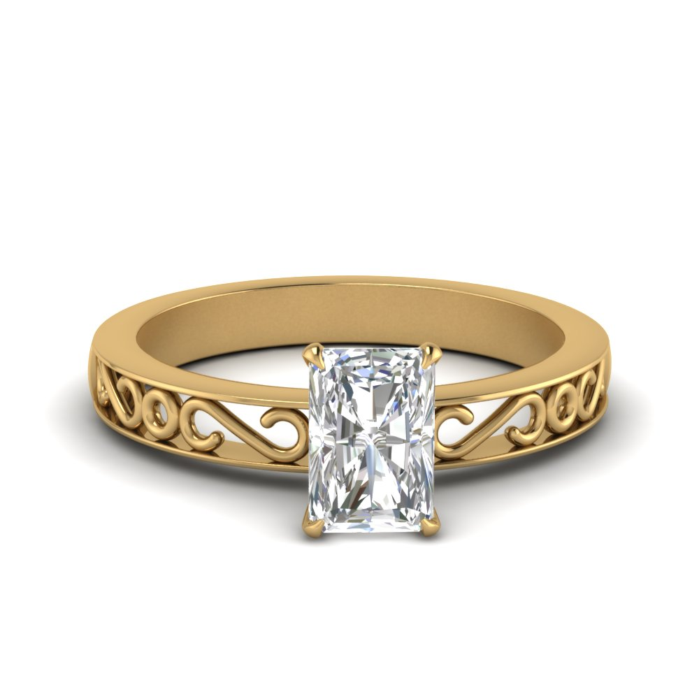 filigree-radiant-cut-single-stone-engagement-ring-in-FDENS3289RAR-NL-YG