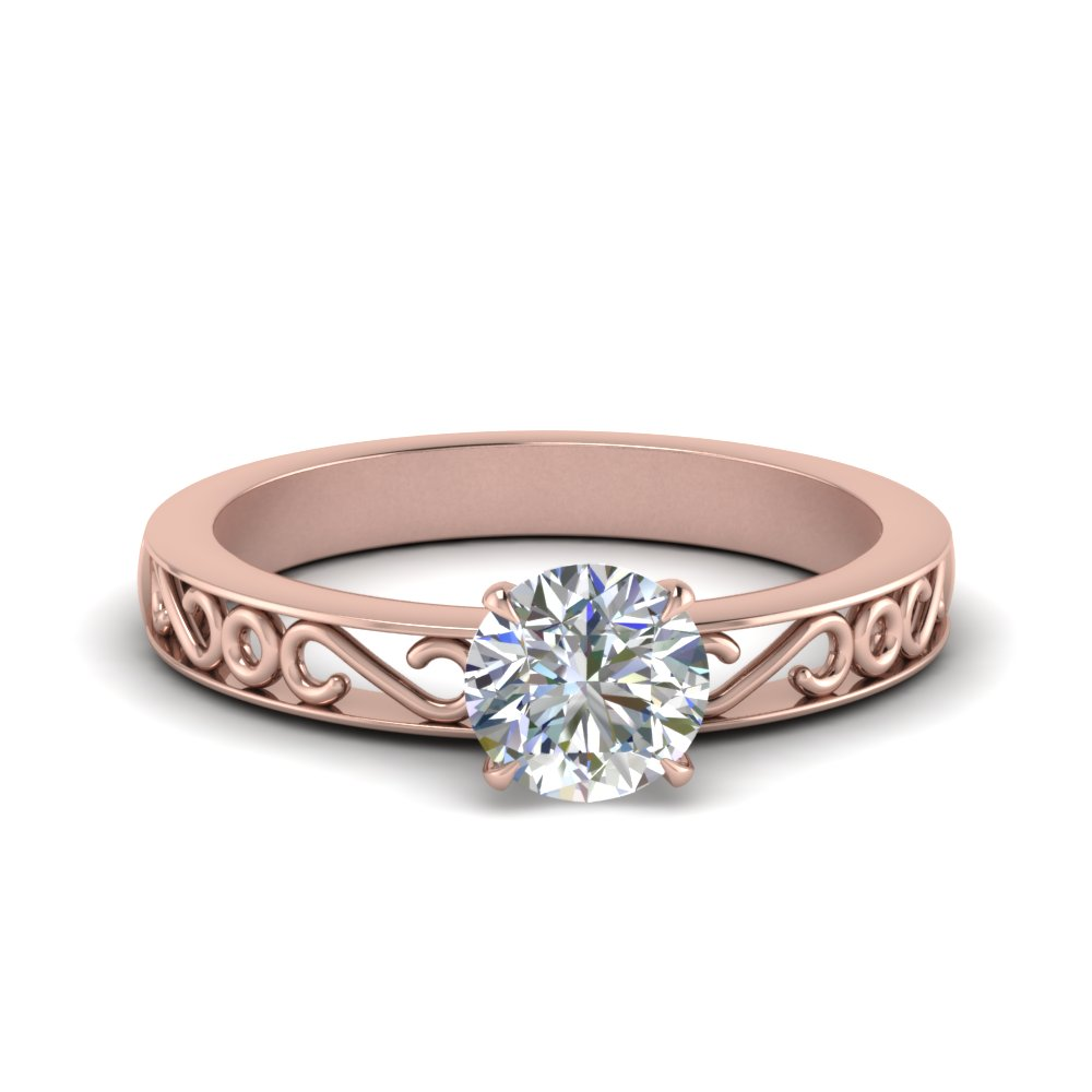 filigree-round-cut-single-stone-engagement-ring-in-FDENS3289ROR-NL-RG