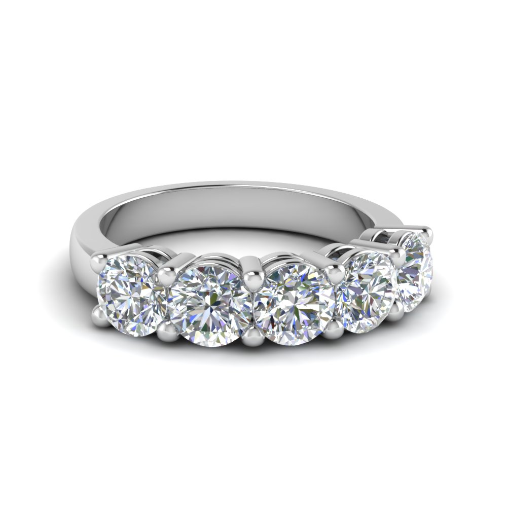 five-stone-wedding-anniversary-ring-(2-ct.)-in-FD8008ROB-2CT-NL-WG
