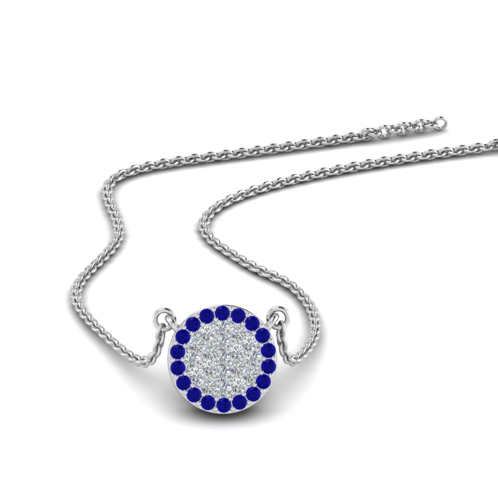 flat-disc-diamond-pendant-necklace-with-sapphire-in-FDPD9255(8.00MM)GSABL-NL-WG
