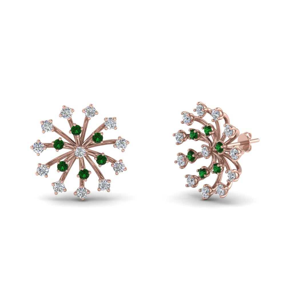 floating-diamond-stud-earring-with-emerald-in-FDEAR8877GEMGRANGLE1-NL-RG