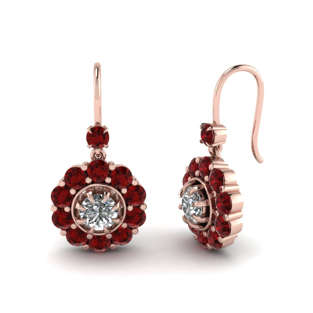 floral-diamond-dangle-earring-with-ruby-in-FDEAR1128GRUDR-NL-RG