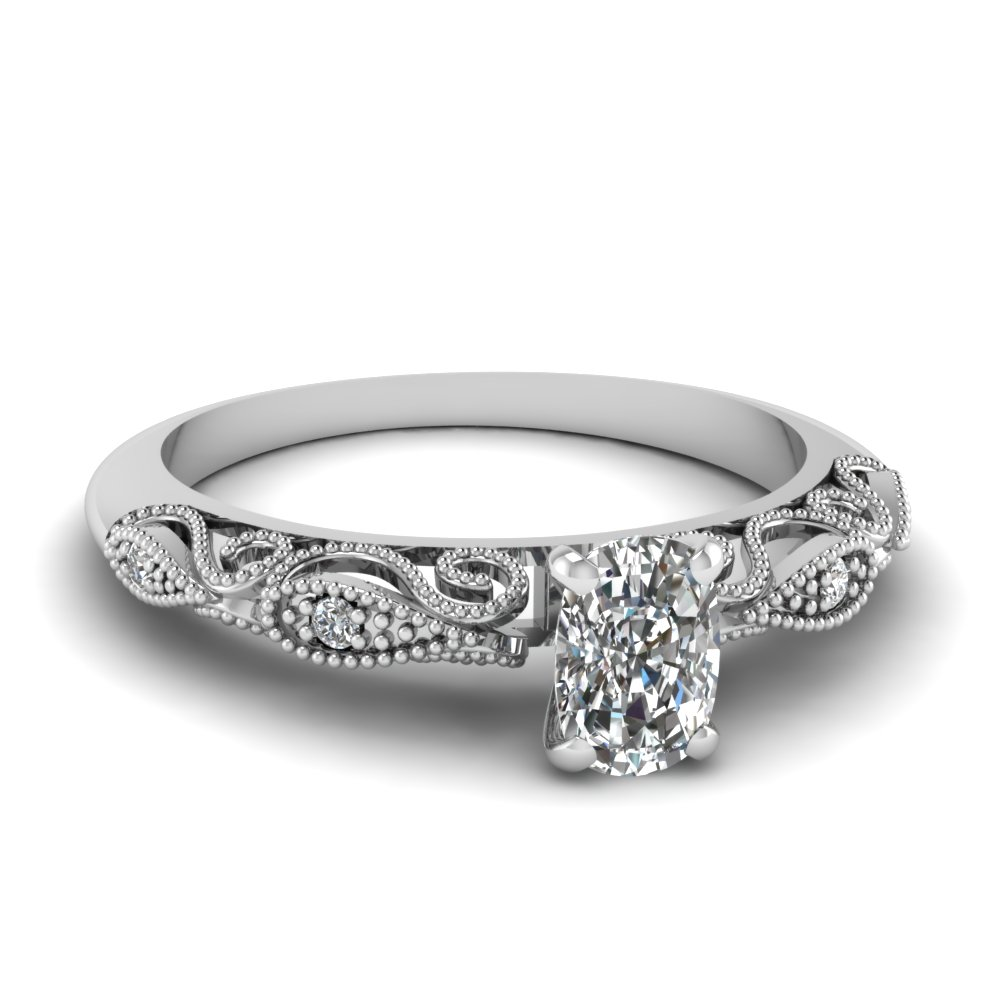 cut rings engagement stone ring cushion concierge products