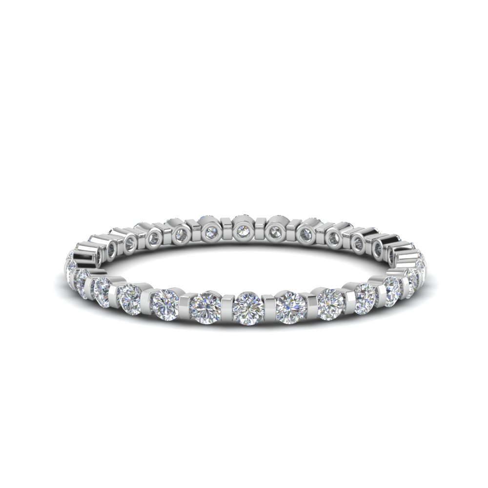 half-carat-round-diamond-bar-set-eternity-band-in-FD123625ROEWB(0.02CT)-NL-WG
