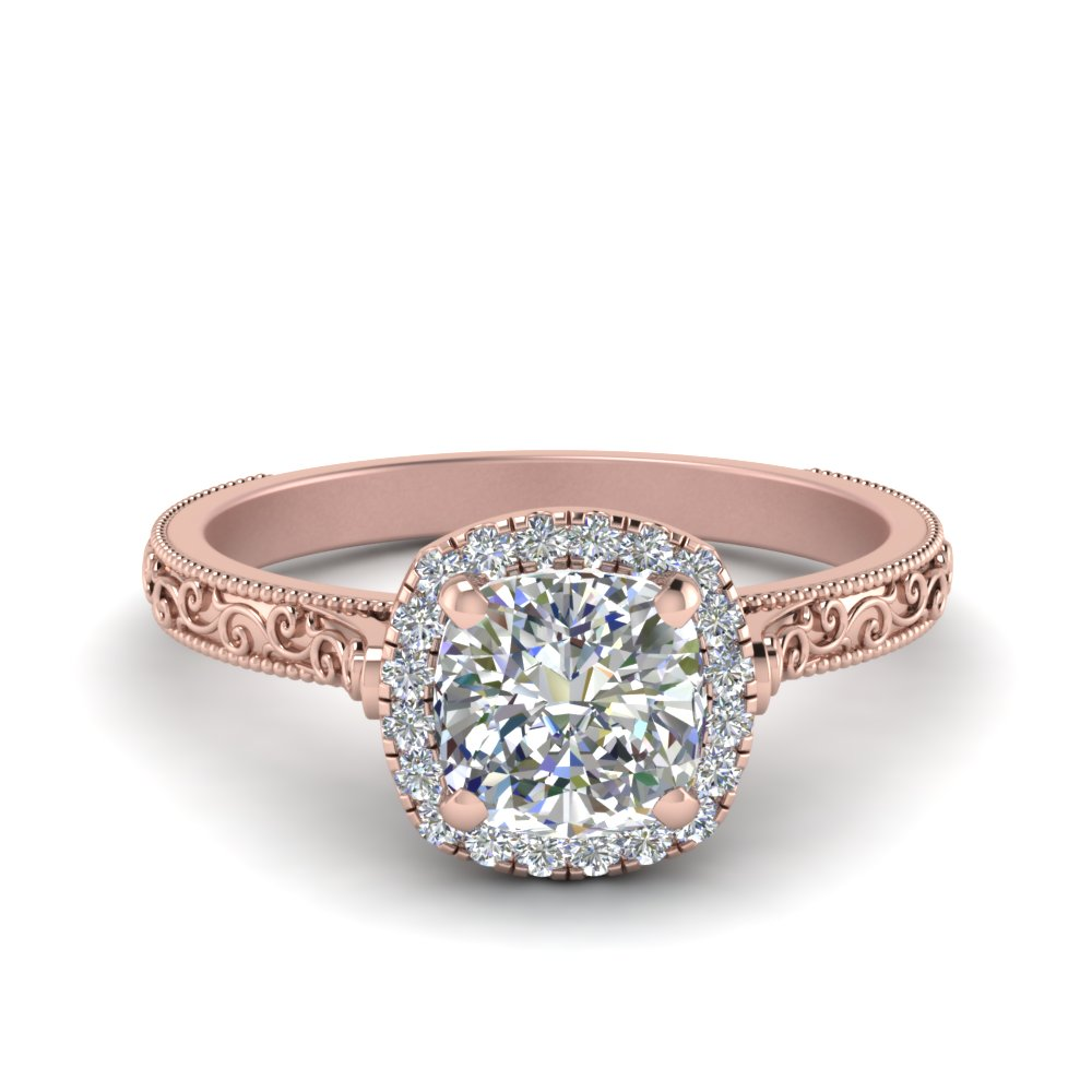 Modern Ring For A Modern Bride
