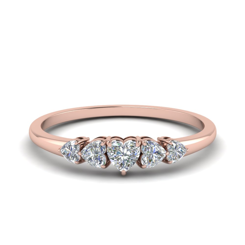 1.75-ct.-heart-diamond-graduated-5-stone-wedding-ring-in-FD8898-NL-RG