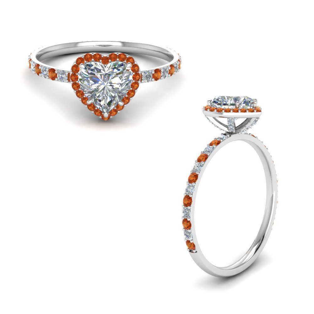 1.50-carat-diamond-petite-engagement-ring-with-orange-sapphire-heart-halo-in-FD8521HTRGSAORANGLE1 NL WG