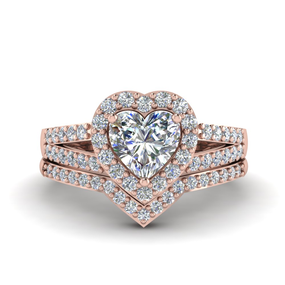 heart-halo-diamond-wedding-ring-set-in-FD1034HT-NL-RG