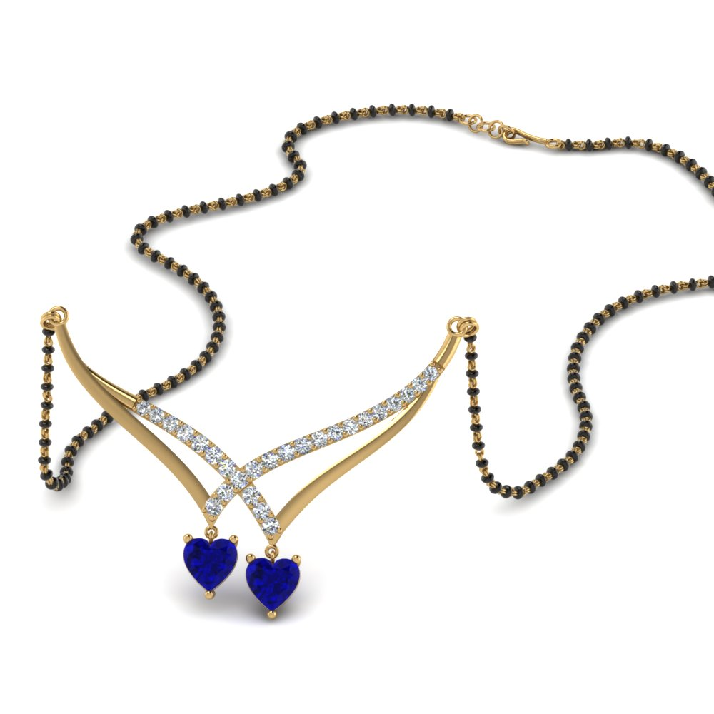 heart-sapphire-v-shaped-diamond-mangalsutra-in-MGS8770GSABL-NL-YG