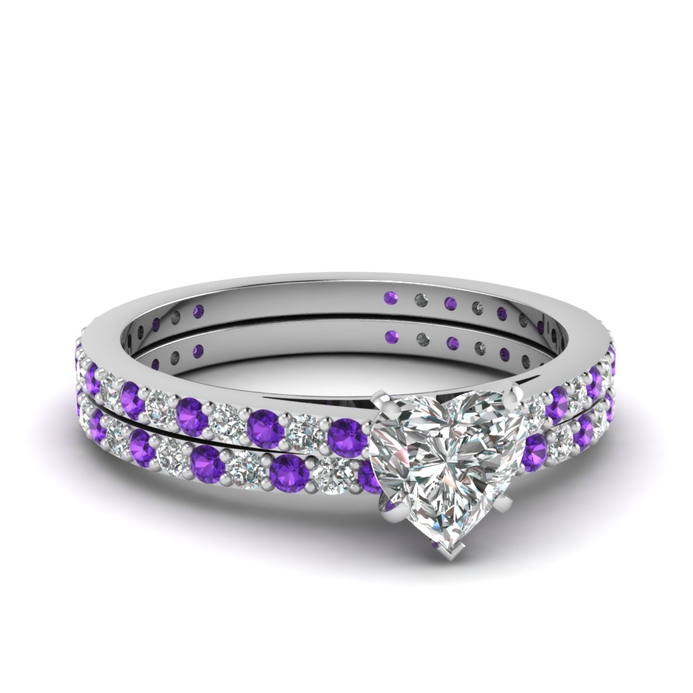Get Big Bargains on Purple Topaz Jewelry  | Fascinating Diamonds