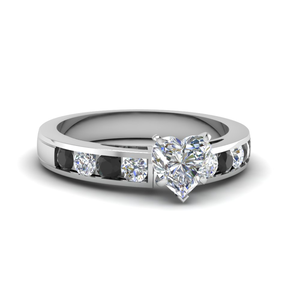 heart shaped engagement rings fascinating diamonds. Black Bedroom Furniture Sets. Home Design Ideas