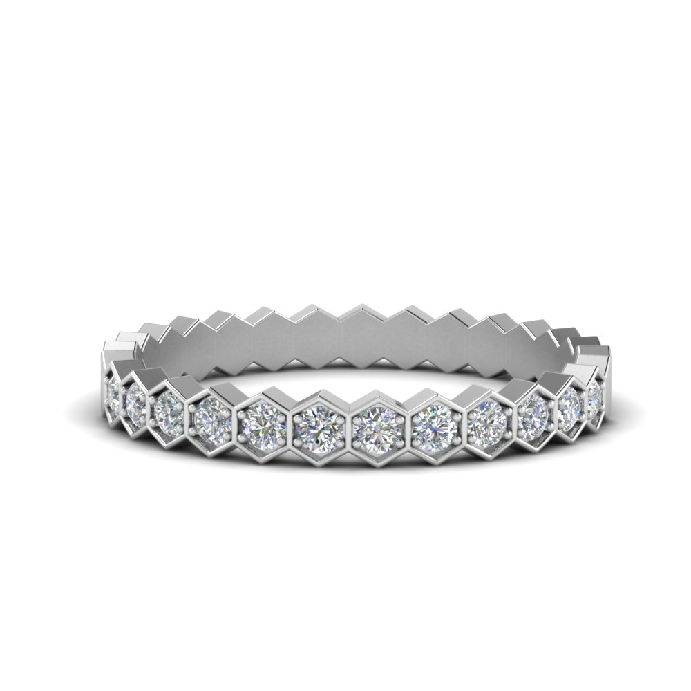hexagon-women-diamond-wedding-band-in-FD9187-NL-WG