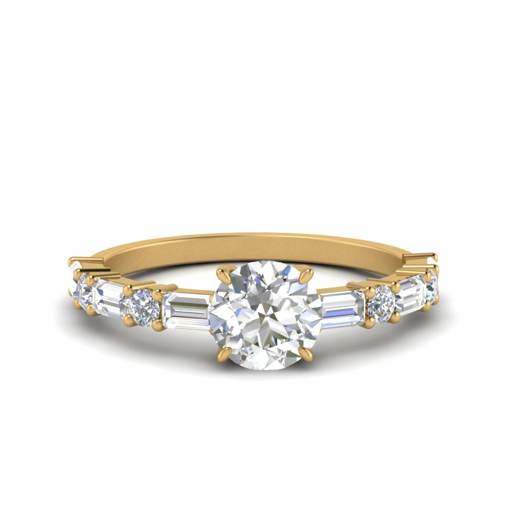 horizontal-baguette-round-cut-diamond-ring-in-FD9234ROR-NL-YG