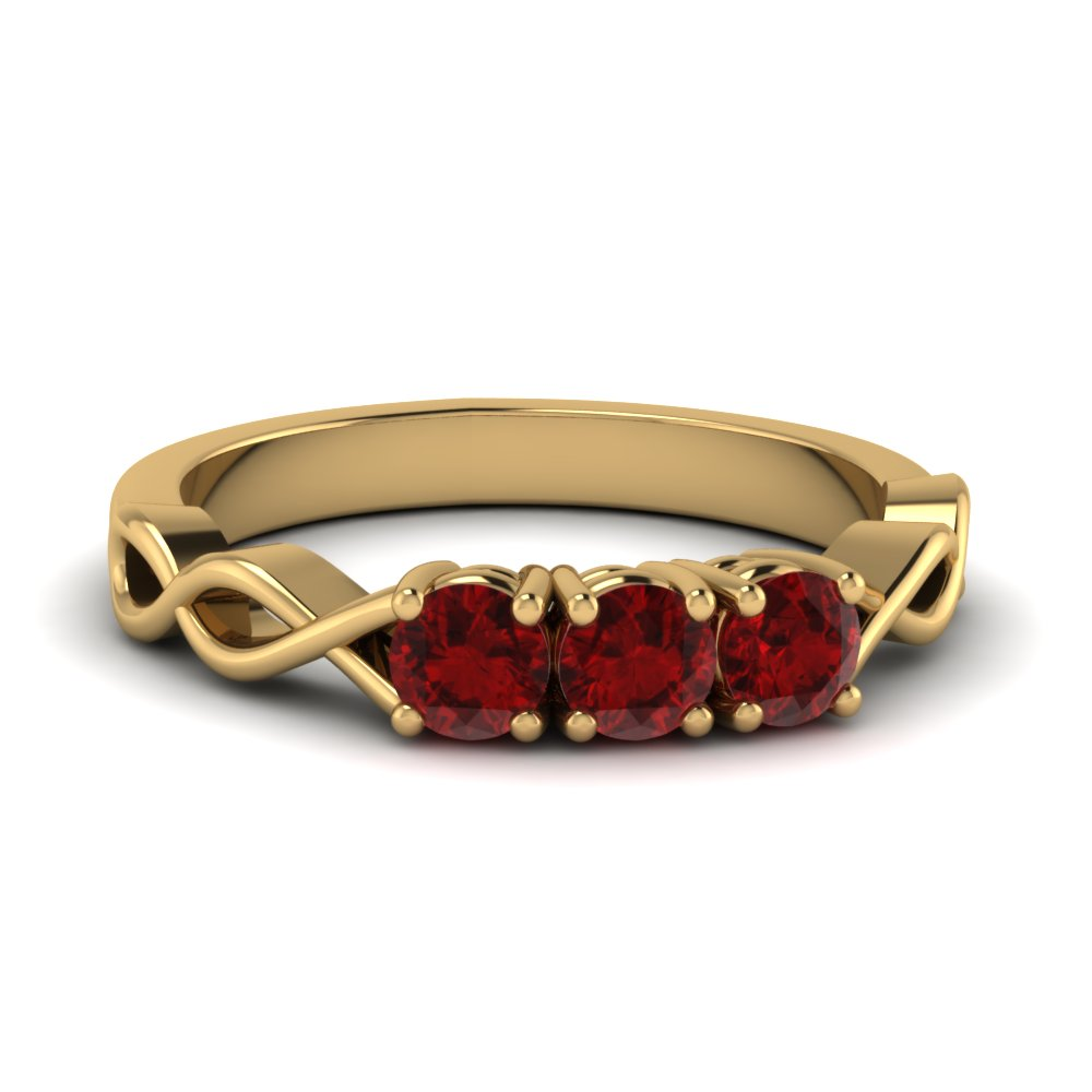 Ruby Gemstone Jewelry