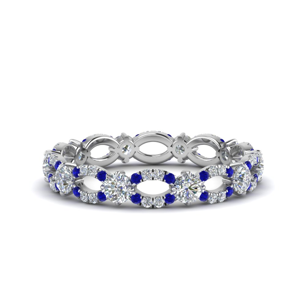 Infinity Eternity Anniversary Ring