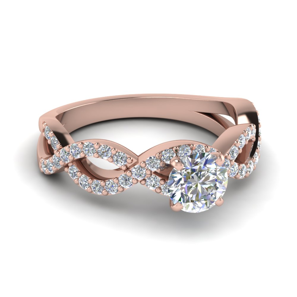 infinity twist diamond engagement ring in FD1121ROR NL RG.jpg