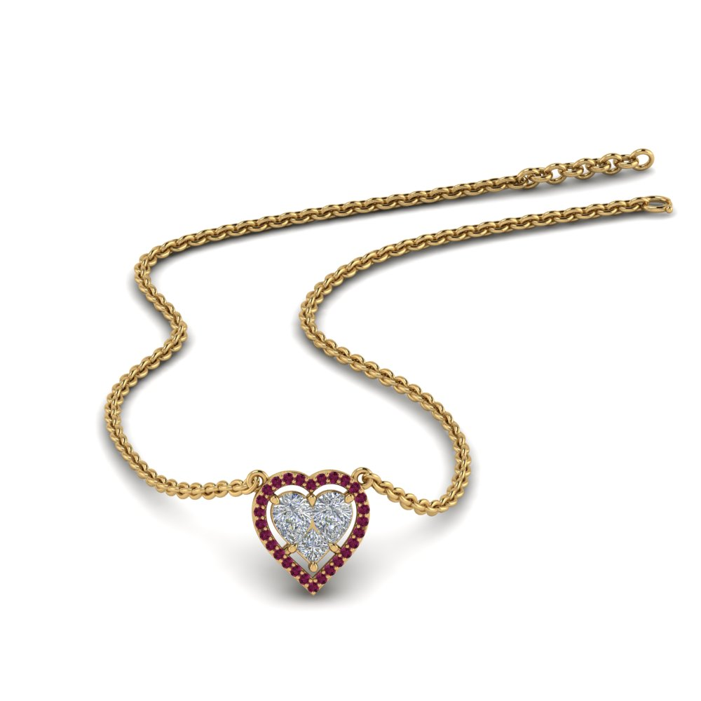 invisible-set-heart-halo-diamond-pendant-with-pink-sapphire-in-FDPD9264GSADRPI-NL-YG