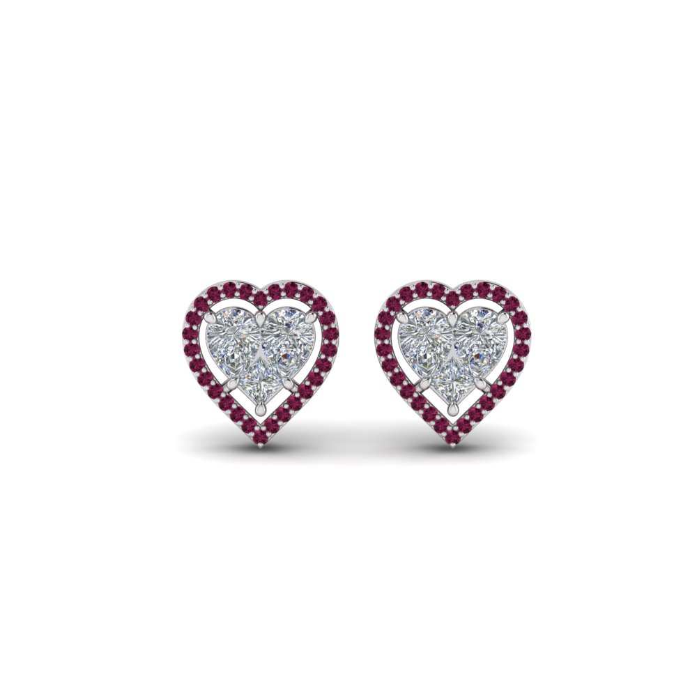 invisible-set-heart-halo-stud-diamond-earring-with-pink-sapphire-in-FDEAR9264GSADRPIANGLE1-NL-WG