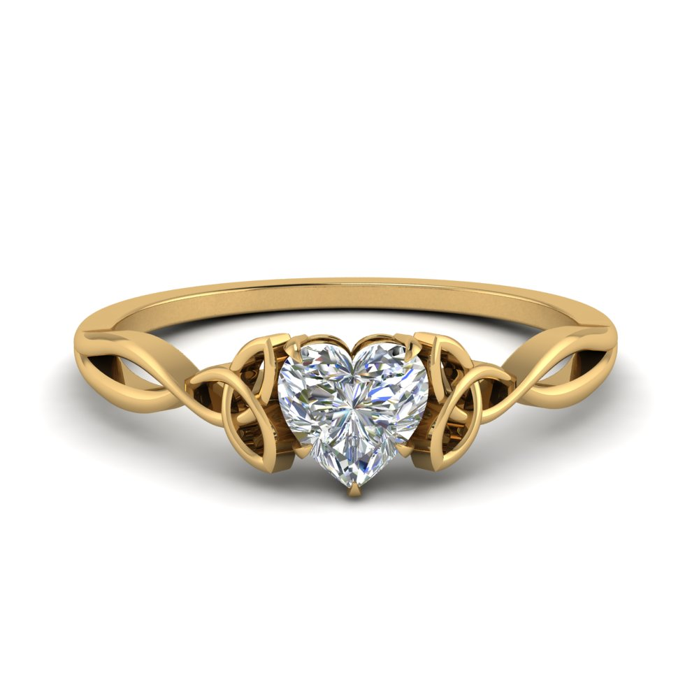 irish-split-heart-solitaire-lab diamond-ring-in-FD9286HTR-NL-YG