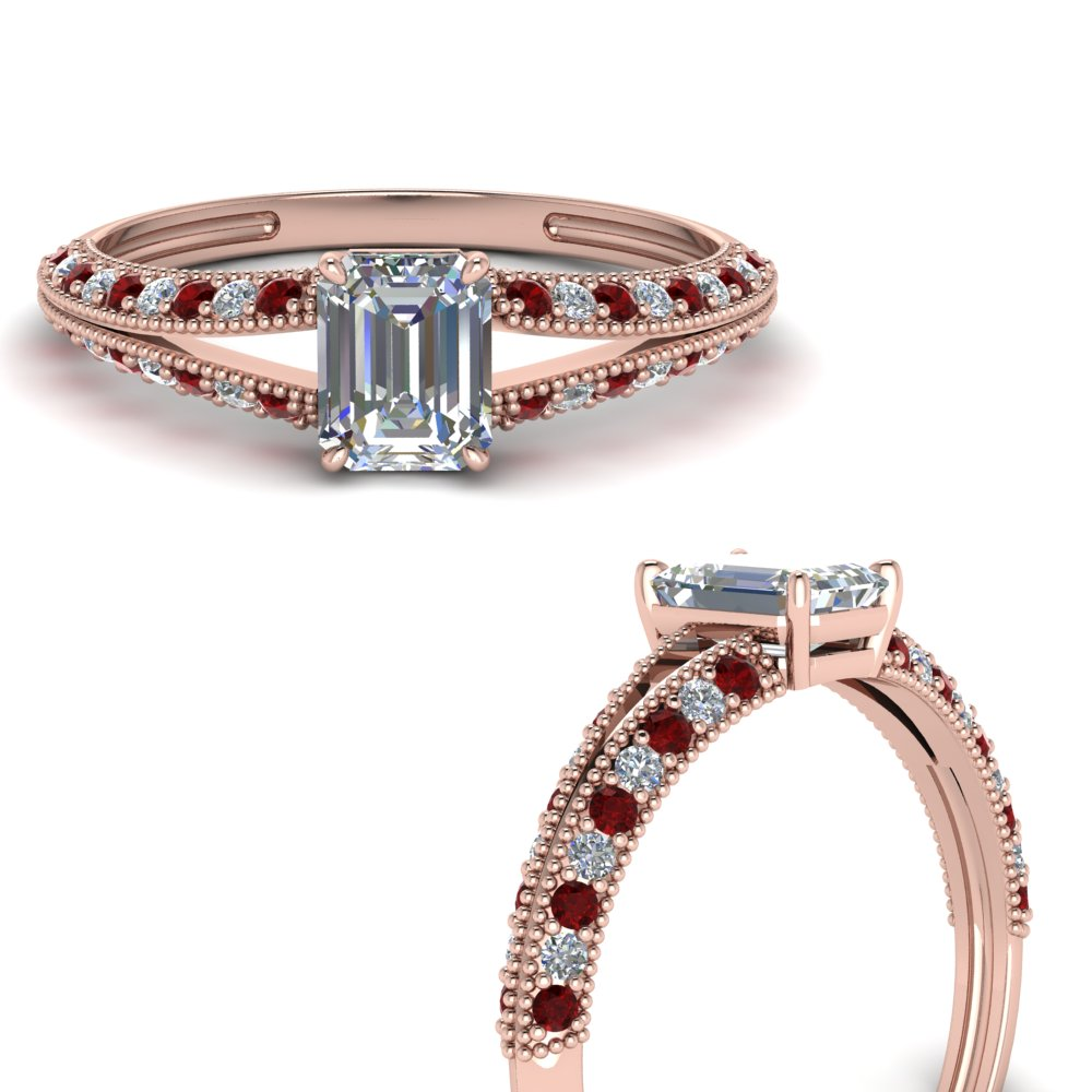 knife-edge-emerald-cut-diamond-split-shank-engagement-ring-with-ruby-in-FD9173EMRGRUDRANGLE3-NL-RG