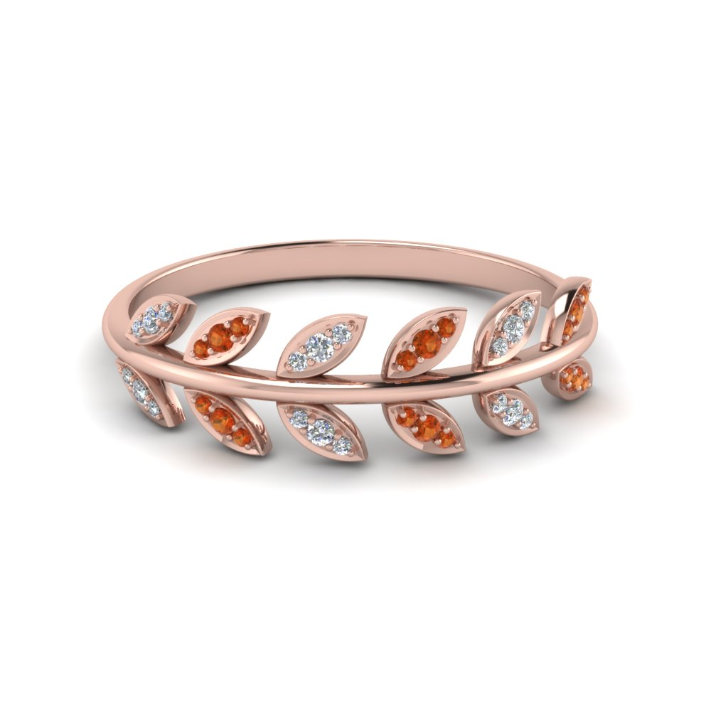 Affordable Wedding Band For Nature Lovers