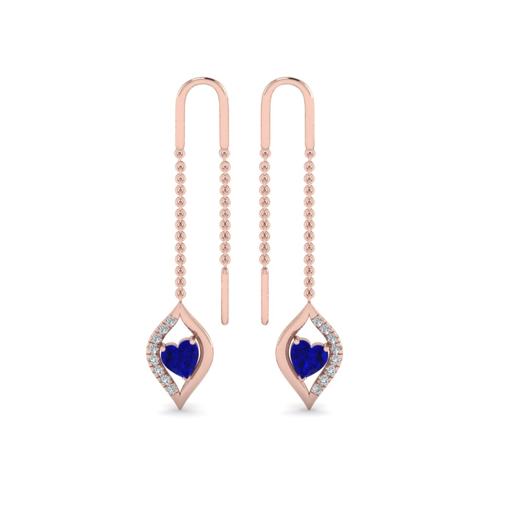 long-threader-heart-diamond-earring-with-sapphire-in-FDEAR8804GSABLANGLE1-NL-RG