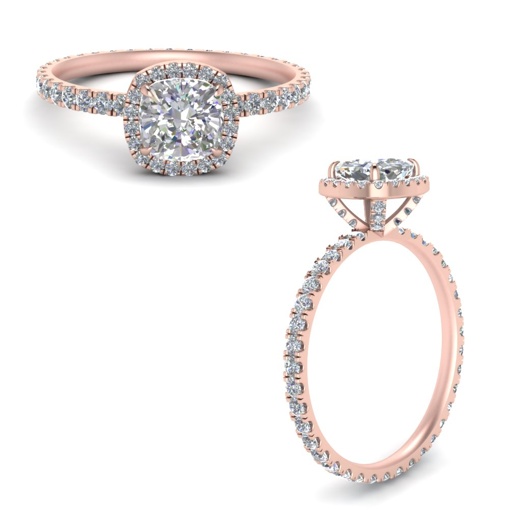 man-made-eternity-halo-cushion-lab diamond-engagement-ring-in-FD9372CURANGLE3-NL-RG