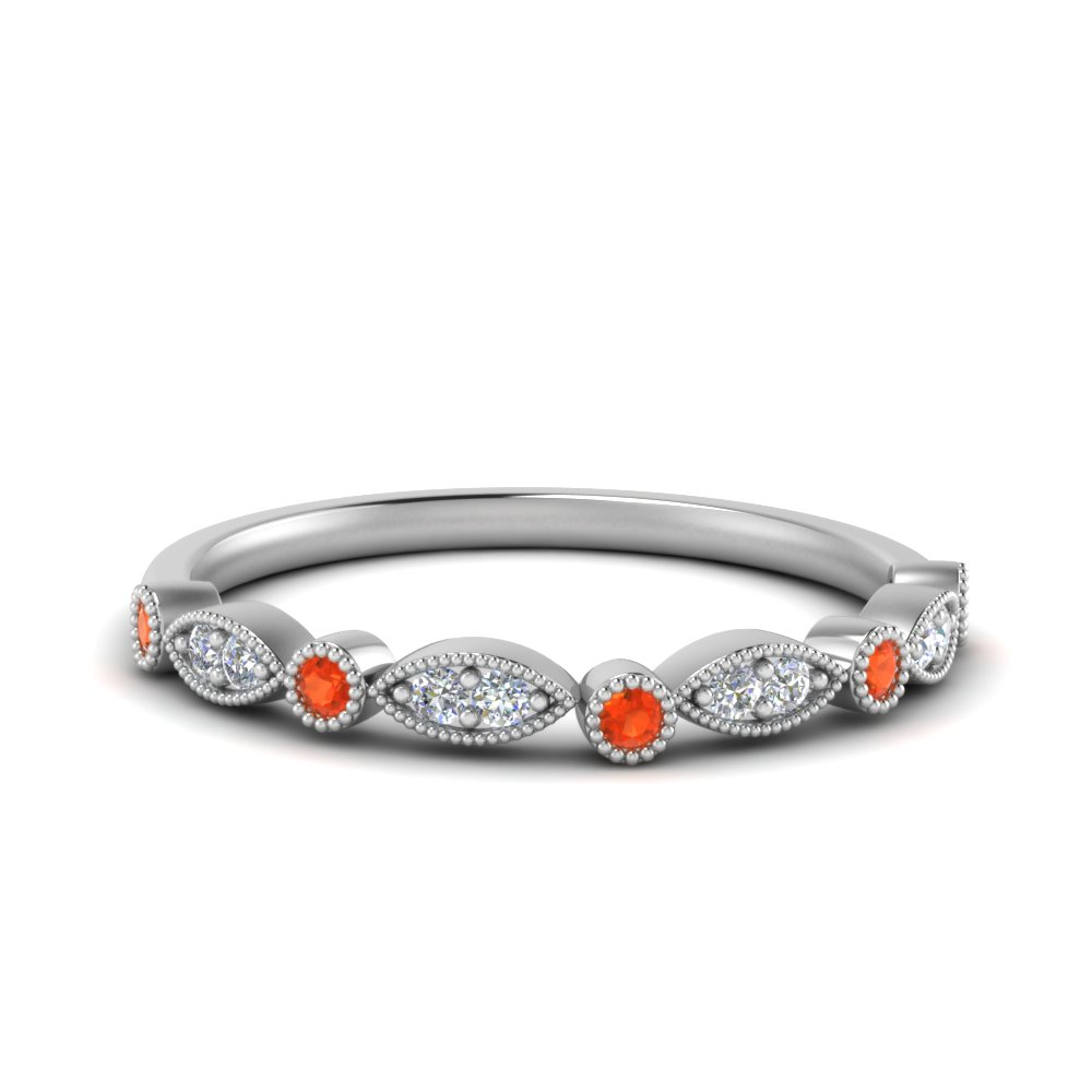 marquise-and-dot-anniversary-diamond-band-with-orange-topaz-in-FD8641BGPOTO-NL-WG