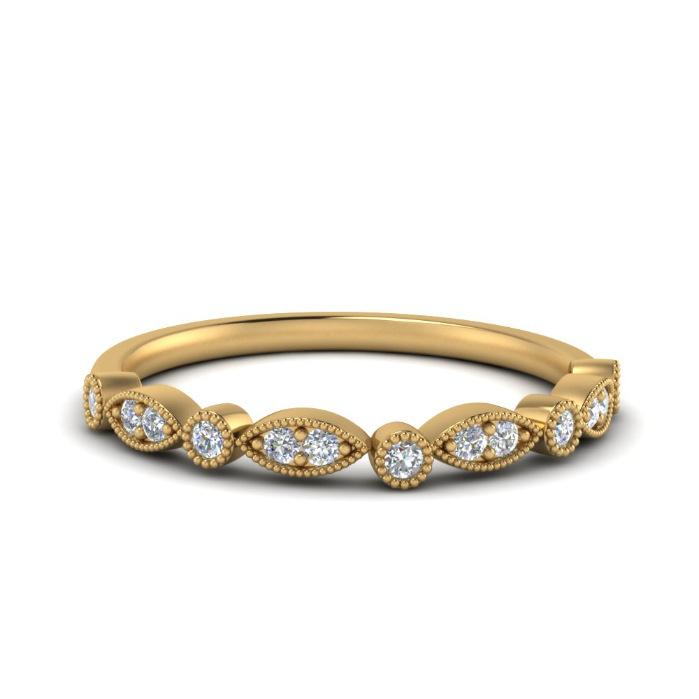 marquise-and-dot-vintage-diamond-band-in-FD8641B-NL-YG