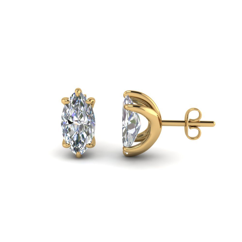 Diamond Stud Earring 2 Ct.