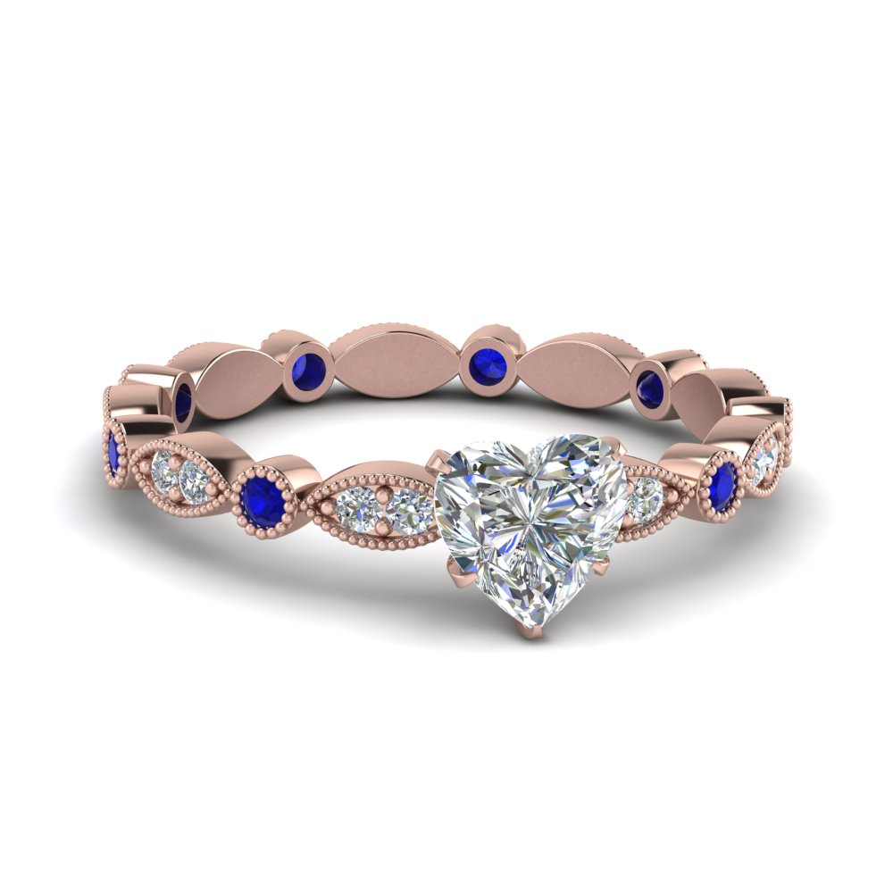 marquise-dot-eternity-heart-engagement-ring-with-sapphire-in-FD8641HTRGSABL-NL-RG
