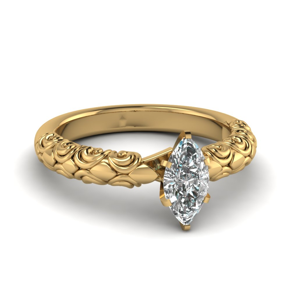 Carat Heart Shaped Diamond Solitaire Ring