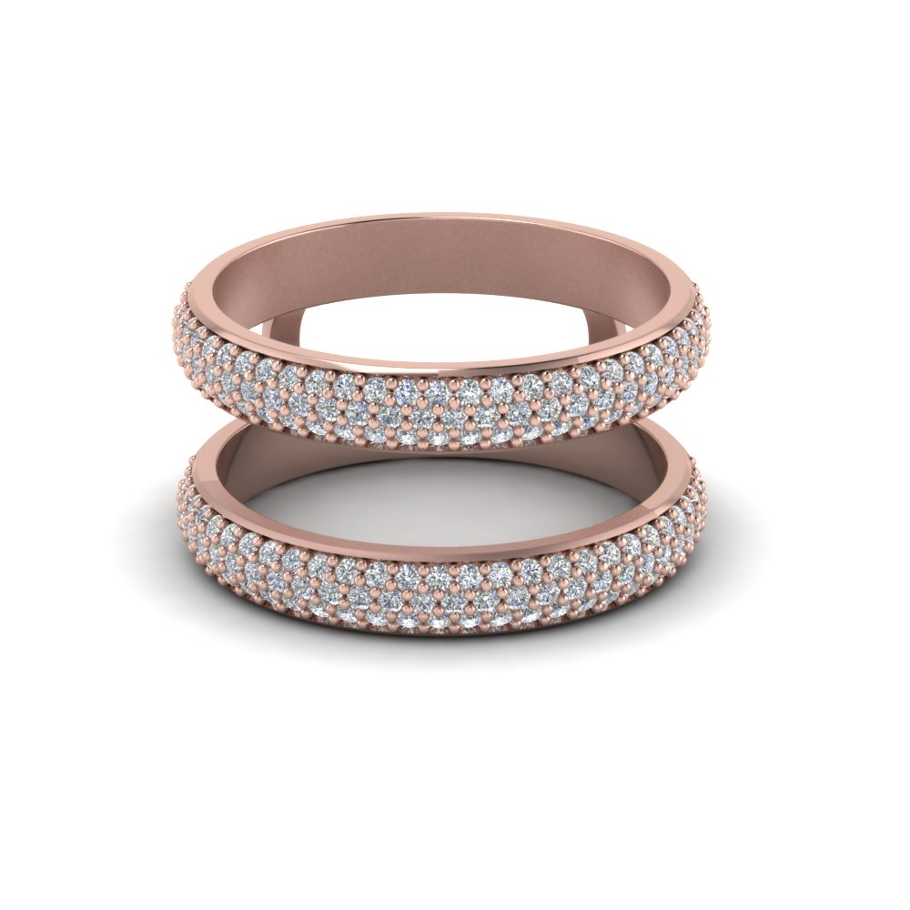 Micro Pave Ring Guard