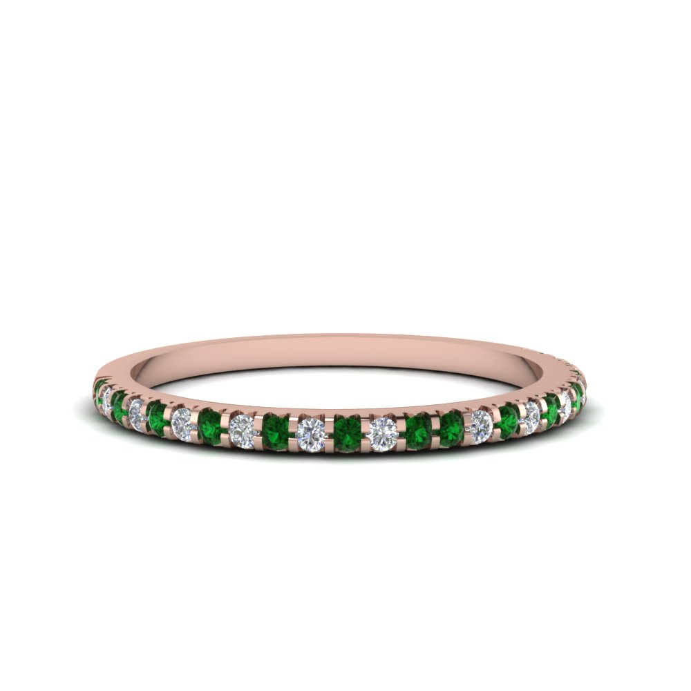 Thin Emerald Band