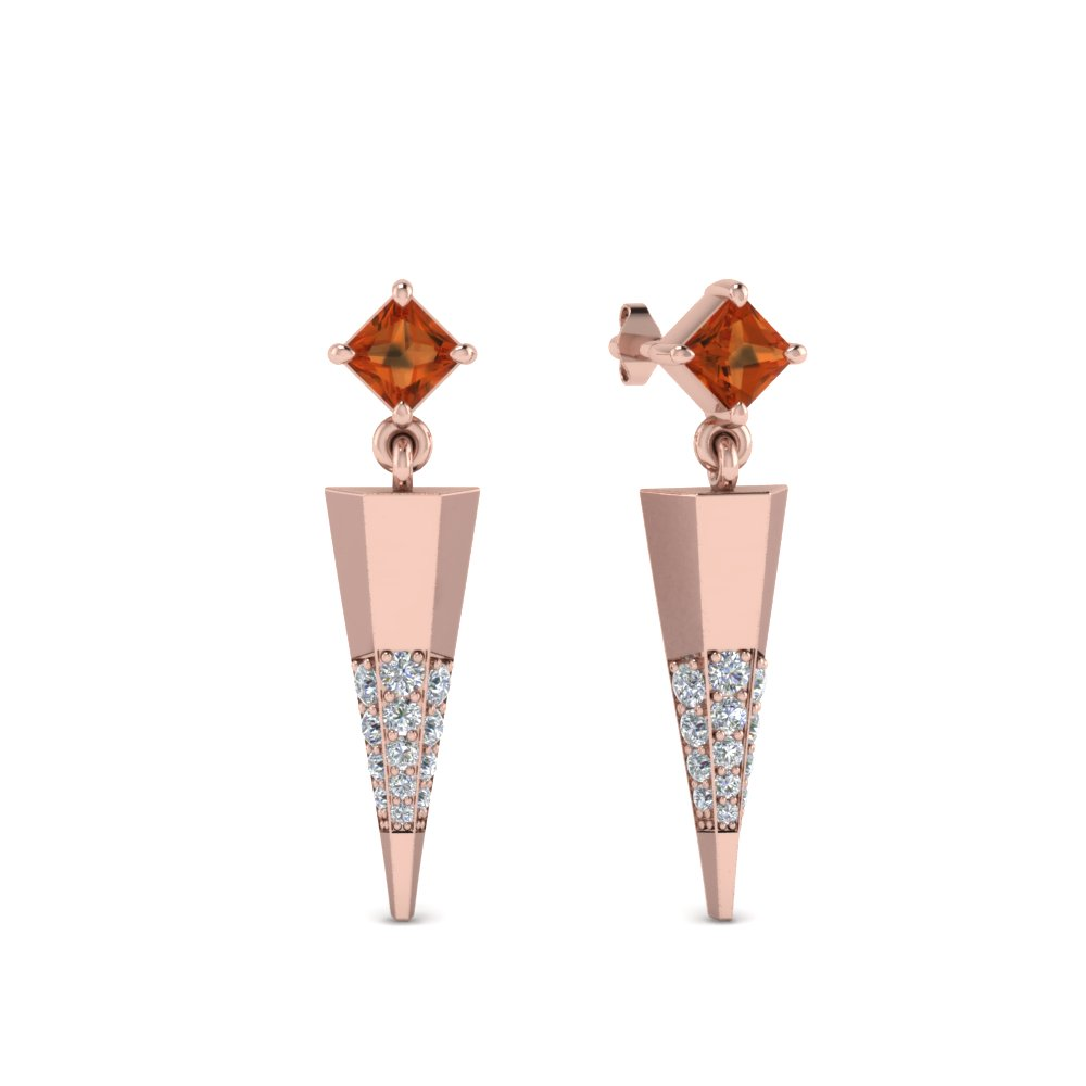 mini-diamond-dagger-earrings-with-orange-sapphire-in-FDEAR9206GSAOR-NL-RG