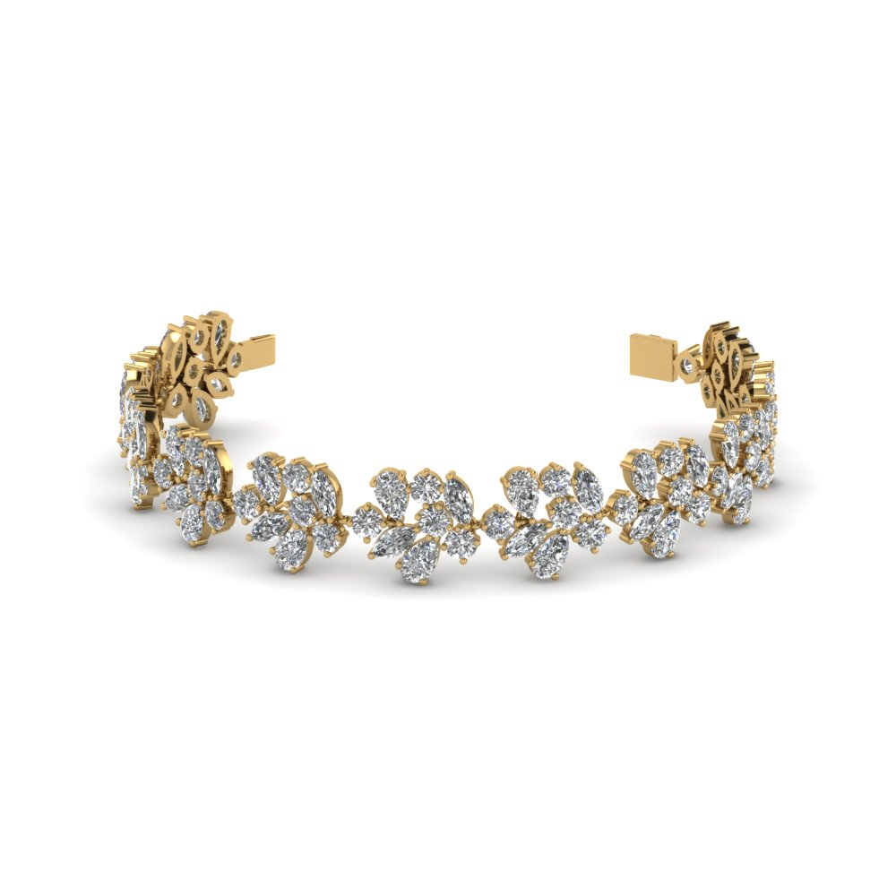 Extraordinary Diamond Bracelet