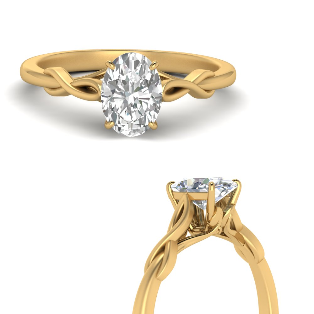 nature-inspired-oval-shaped-solitaire-lab diamond engagement-ring-in-FD122705OVRANGLE3-NL-YG