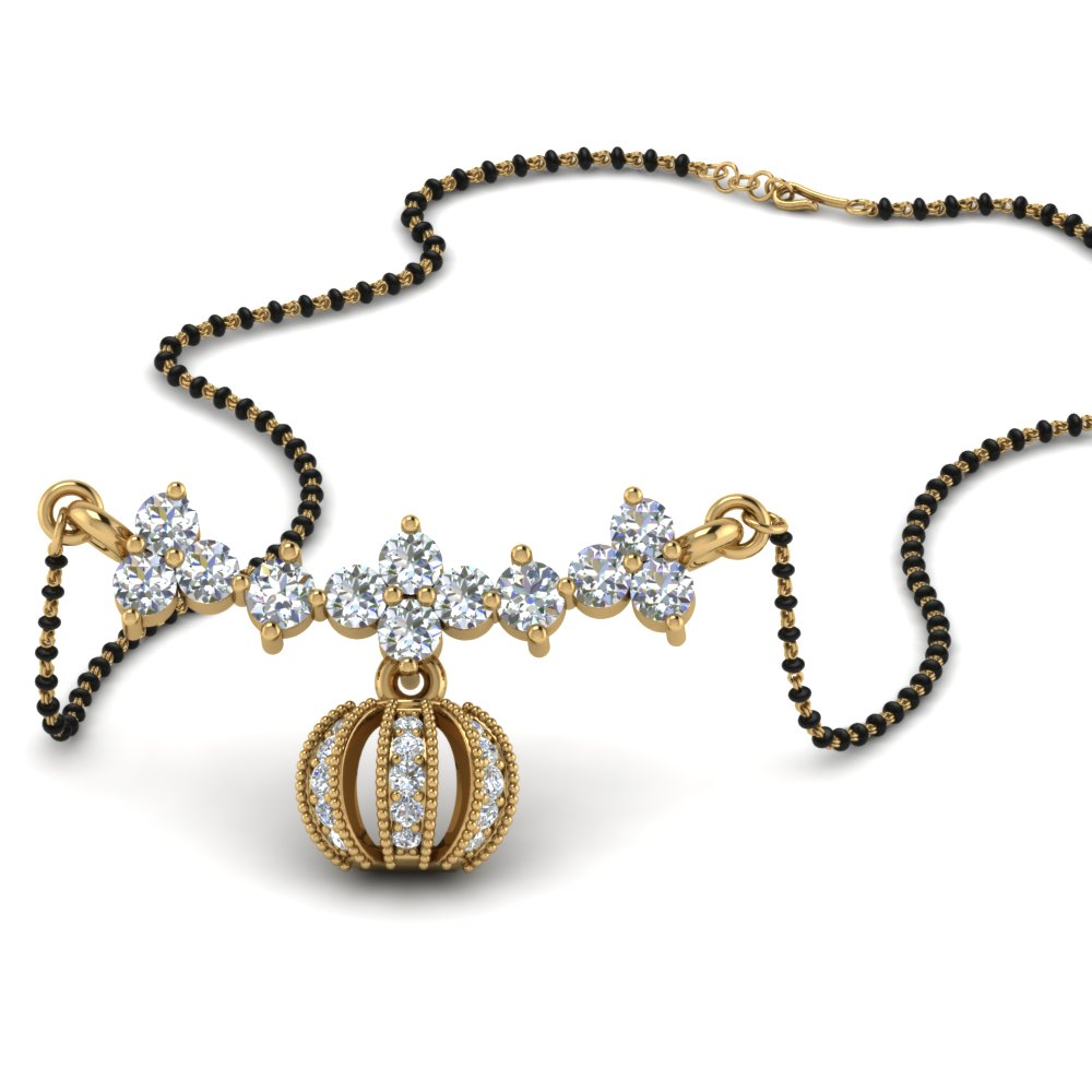 necklace-mangalsutra-with-diamond-in-MGS8829-NL-YG