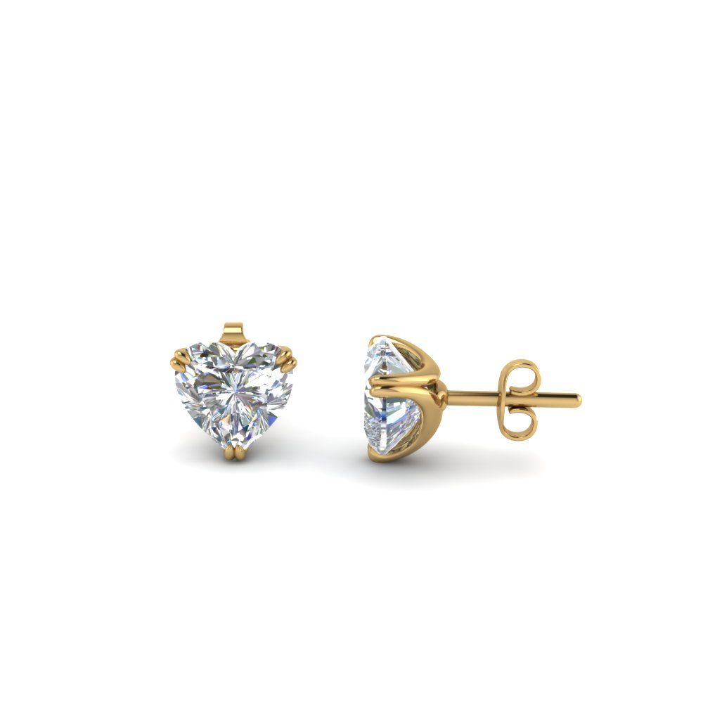 one-carat-diamond-heart-stud-earring-in-FDEAR8461HT-0.50CT-NL-YG
