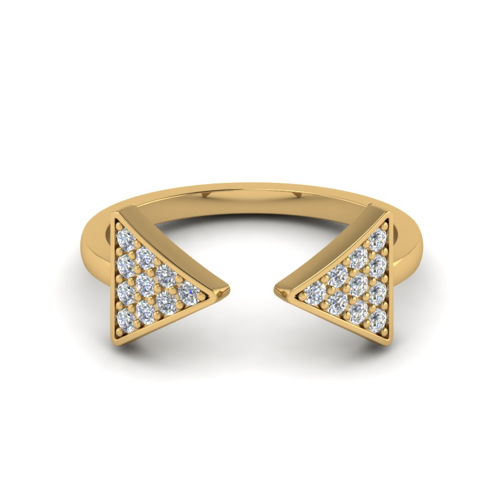 Triangle Cluster Ring