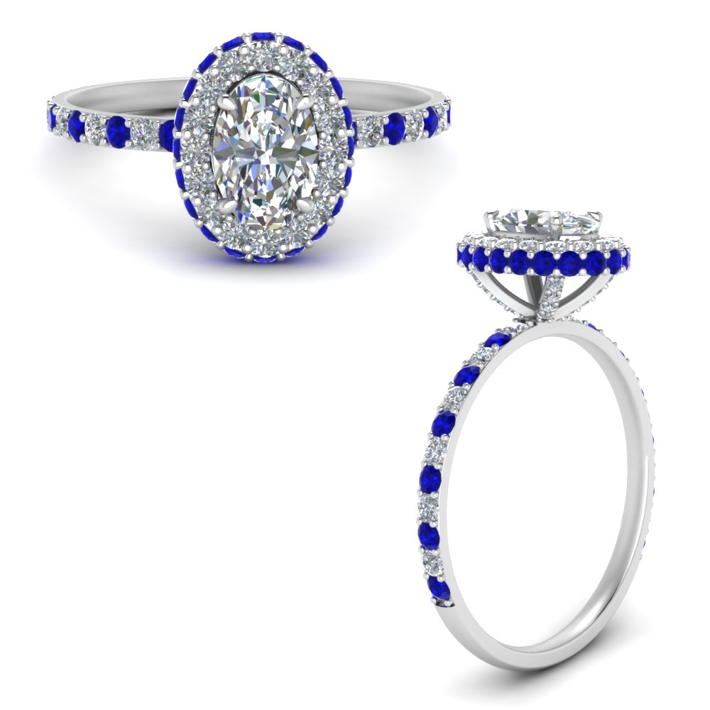 oval-halo-rollover-diamond-ring-with-sapphire-in-FD9376OVRGSABLANGLE3-NL-WG