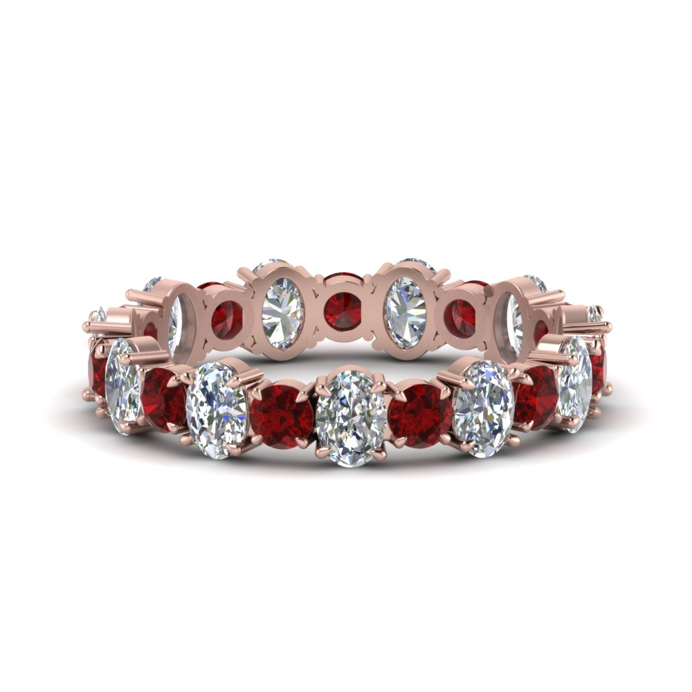 3.50-carat-oval-shaped-and-round-eternity-diamond-band-with-ruby-in-FDEWB123628OVGRUDR-NL-RG