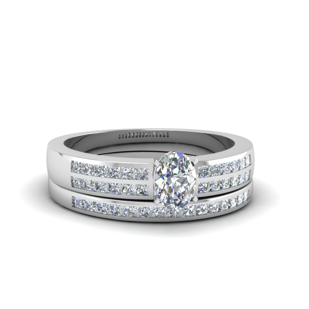oval shaped double row channel diamond wide bridal set in FDENS3122OV NL WG.jpg
