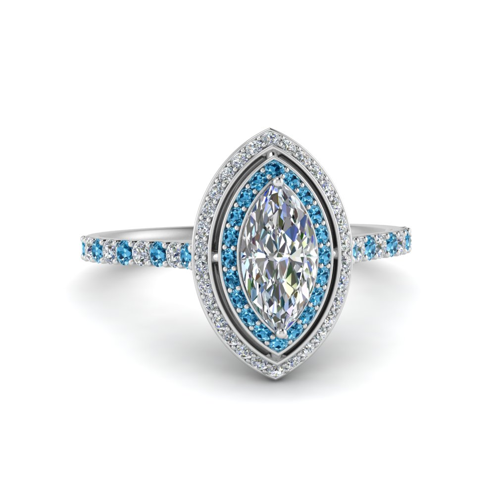 pave-diamond-marquise-cut-double-halo-engagement-ring-with-blue-topaz-in-FD121992MQRGICBLTO-NL-WG