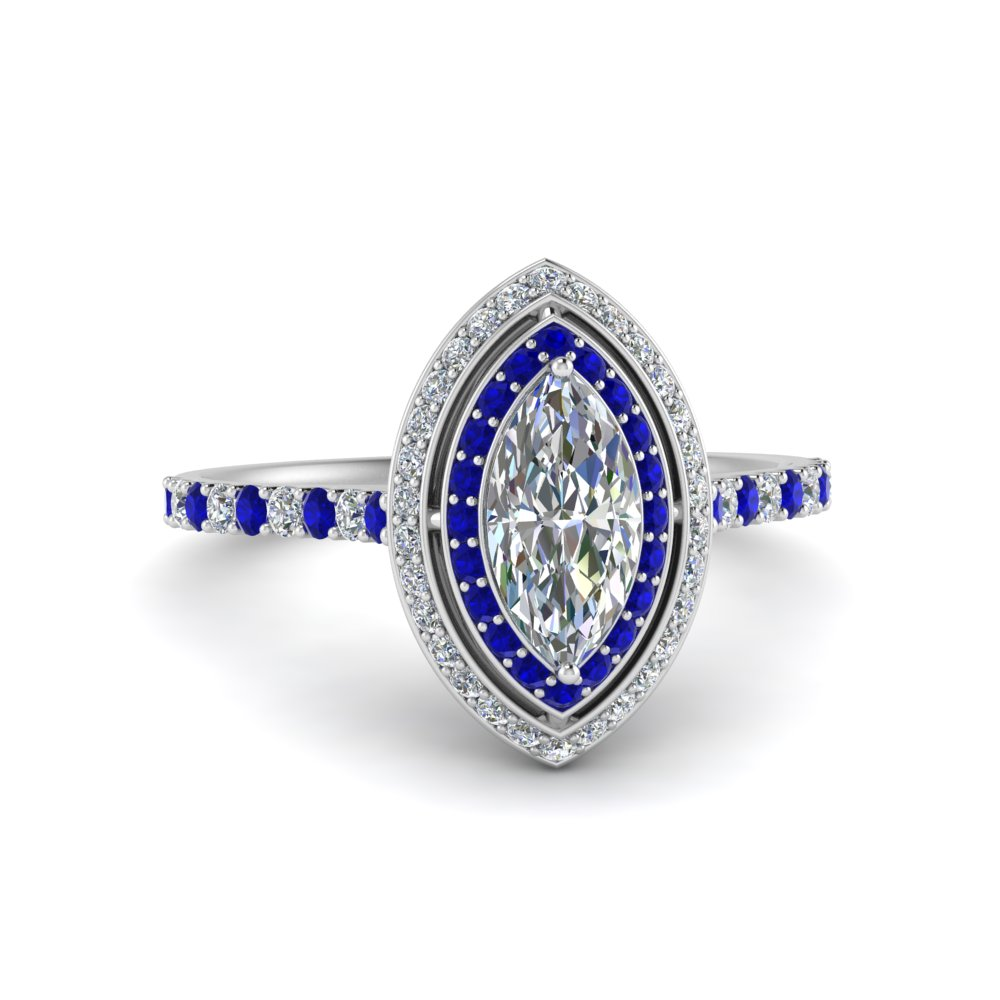 pave-marquise-cut-diamond-ring-with-sapphire-halo-in-FD121992MQRGSABL-NL-WG